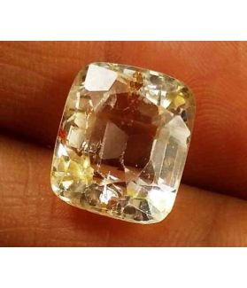 8.95 Carats Yellow Topaz 11.94 X 10.24 X 7.10 mm