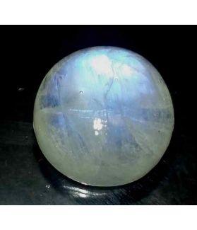 13.65 Carats Ceylon Moonstone 15.15 x 15.11 x 7.65 mm
