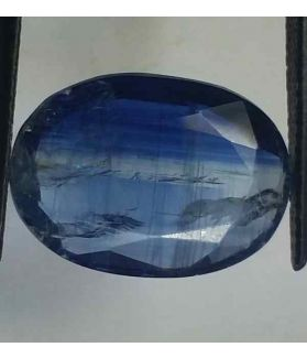 8.6 Carats Kyanite 16.33 x 11.76 x 4.38 mm