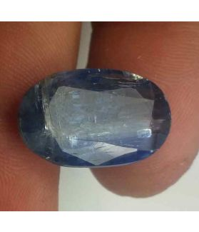 14.41 Carats Kyanite 19.90 x 12.45 x 6.13 mm