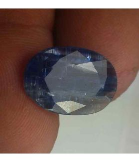 7.63 Carats Kyanite 18.02 x 10.70 x 4.08 mm