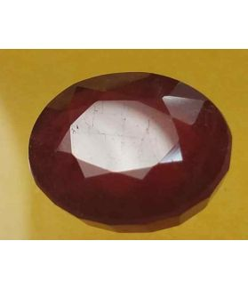 11.51 Carats Mozambique Ruby 14.02 x 11.92 x 6.87 mm