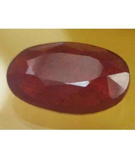 10.74 Carats Mozambique Ruby 16.98 x 11.05 x 4.70 mm