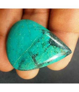 51.98 Carats Turquoise 38.12 x 30.18 x 6.87 mm