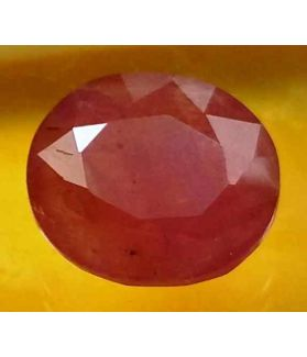 5.17 Carats Guinea Mines Ruby 11.20 x 9.99 x 4.94 mm