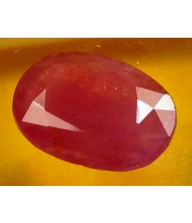 4.17 Carats Guinea Mines Ruby 12.48 x 8.96 x 3.94 mm