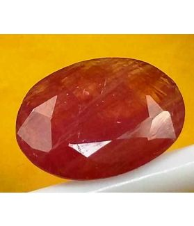 2.58 Carats Guinea Mines Ruby 10.66 x 8.04 x 3.31 mm