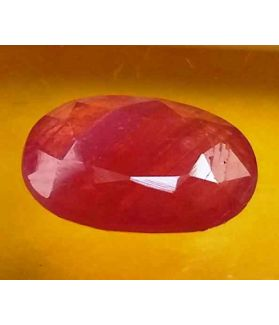 3.14 Carats Guinea Mines Ruby 10.97 x 7.36 x 3.42 mm