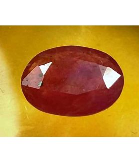 2.21 Carats Guinea Mines Ruby 10.24 x 7.50 x 2.85 mm