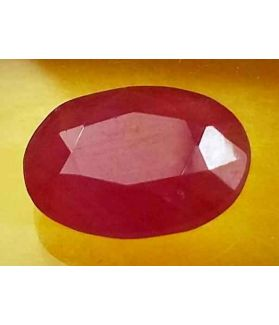 3.53 Carats Guinea Mines Ruby 11.07 x 8.11 x 3.58 mm