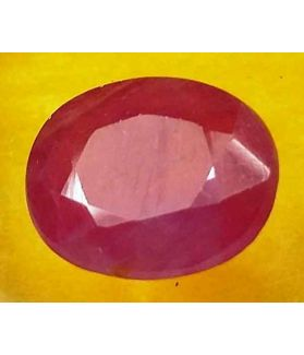 3.18 Carats Guinea Mines Ruby 9.67 x 8.09 x 4.03 mm