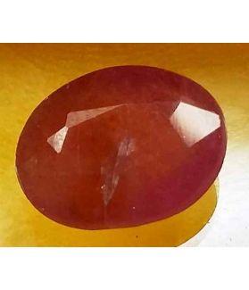 3.24 Carats Guinea Mines Ruby 10.05 x 7.85 x 4.32 mm