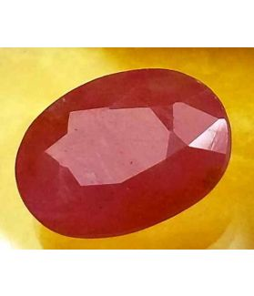 3.19 Carats Guinea Mines Ruby 10.27 x 7.70 x 4.09 mm