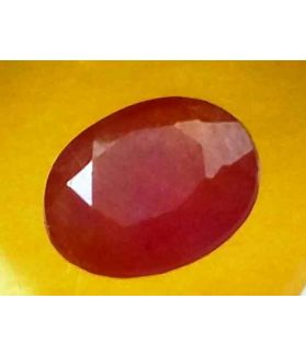 1.87 Carats Guinea Mines Ruby 8.43 x 6.64 x 3.44 mm