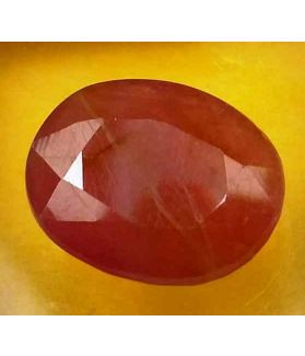 5.89 Carats Guinea Mines Ruby 11.36 x 9.51 x 4.79 mm