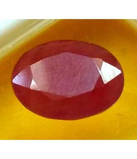 3.05 Carats Guinea Mines Ruby 10.27 x 7.89 x 3.81 mm