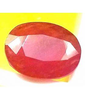 3.89 Carats Guinea Mines Ruby 10.68 x 8.36 x 4.63 mm