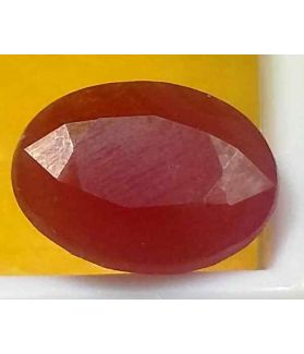 5.08 Carats Guinea Mines Ruby 11.33 x 8.91 x 5.22 mm
