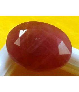 8.15 Carats Guinea Mines Ruby 13.11 x 10.14 x 5.48 mm