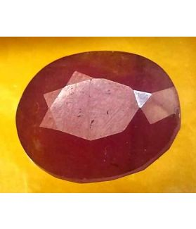 6.60 Carats Guinea Mines Ruby 11.69 x 9.83 x 5.70 mm