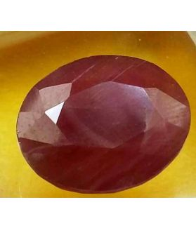 10.44 Carats Guinea Mines Ruby 14.30 x 12.13 x 5.94 mm