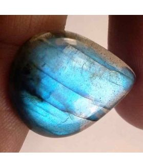 11.8 Carats Labradorite 20.14 x 16.14 x 5.14 mm