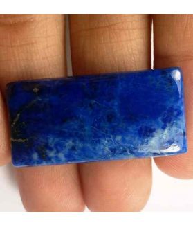 25.05 Carats Lazulite 31.30 x 15.50 x 4.28 mm