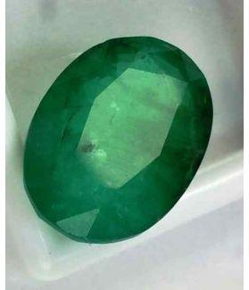 9.32 Carats Green Columbian Emerald 13.84 x 9.59 x 5.55 mm