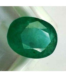 11.77 Carats Green Columbian Emerald 15.46 x 11.08 x 5.71 mm