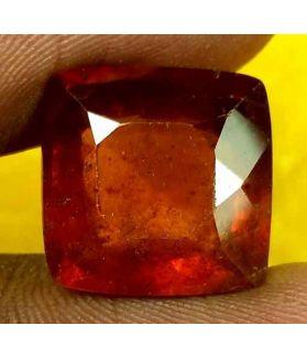 10.83 Carats Ceylon Hessonite 12.80 x 12.60 x 7.20 mm
