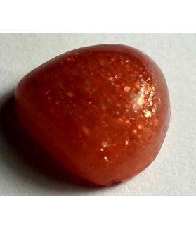 12.06 Carats Sunstone 15.41 x 13.78 x 7.91 mm
