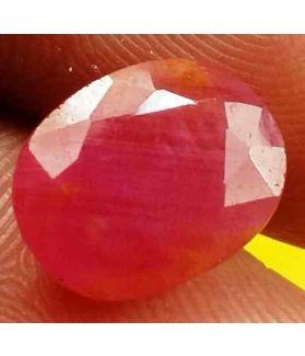 3.36 Carats Burma Ruby 10.07 x 8.00 x 4.23 mm