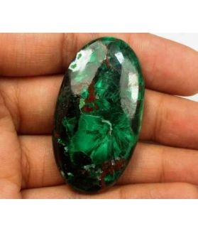 87.19 Carats Chrysocolla 43.07 x 23.77 x 7.19 mm