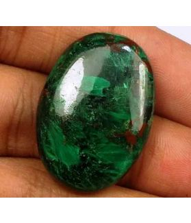 39.63 Carats Chrysocolla 26.90 x 18.84 x 6.16 mm