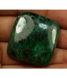 93.94 Carats Chrysocolla 30.06 x 28.06 x 7.50 mm