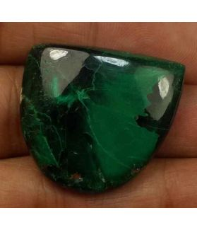 51 Carats Chrysocolla 26.38 x 24.38 x 6.62 mm