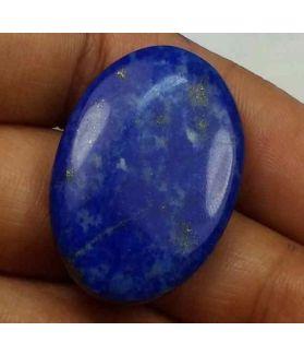 40.79 Carats Lapis Lazuli 29.83 x 20.66 x 6.38 mm