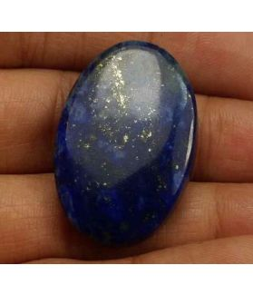 36.39 Carats Lapis Lazuli 30.01 x 20.03 x 5.53 mm
