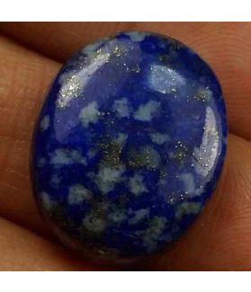 15.54 Carats Lapis Lazuli 18.29 x 14.71 x 5.37 mm