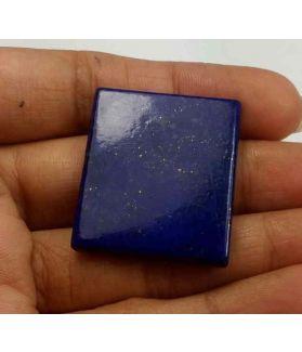 51.18 Carats Lapis Lazuli 30.66 x 26.62 x 4.51 mm