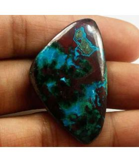 38.00 Carats Chrysocolla 37.55 x 23.11 x 5.03 mm