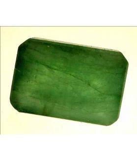 5.76 Carat Colombian Emerald 12.05x8.46x6.58mm