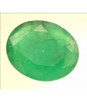 7.12 Carat Colombian Emerald 14.87x12.30x5.66mm