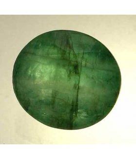 4.91 Carat Colombian Emerald 11.05x9.85x6.82mm