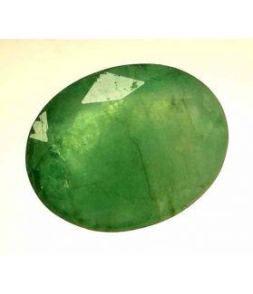 5 Carat Colombian Emerald 12.25x9.65x6.57mm