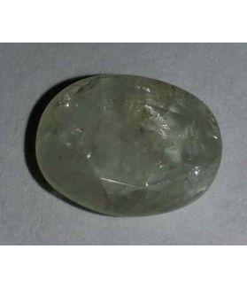 4.35 Carats Milky Yellow Sapphire 11.10x8.62x4.41mm