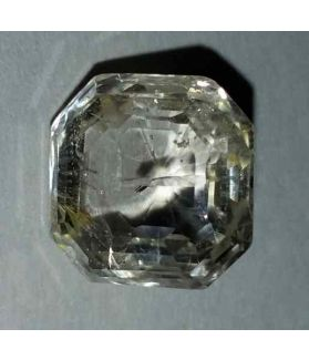5.19 Carats  Light Yellow Topaz 9.45x9.00x6.75mm