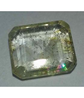 5.85 Carats Yellow Topaz 11.85x10.17x4.06mm