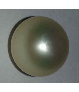 10.17 Carats Golden South Sea Pearl 11.38x11.34x11..48mm