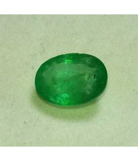 3.44 Carats Colombian Emerald 11.65 x 8.80 x 5.11 mm
